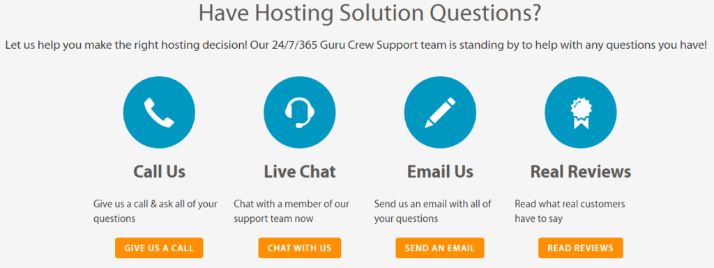 A2 hosting support