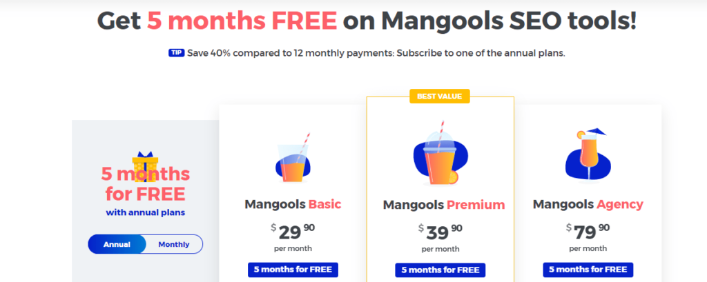 KWfinder Mangools Black Friday