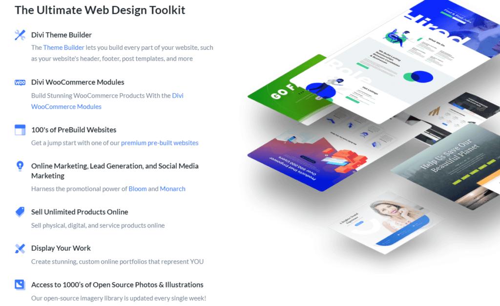 elegant theme web design toolkit