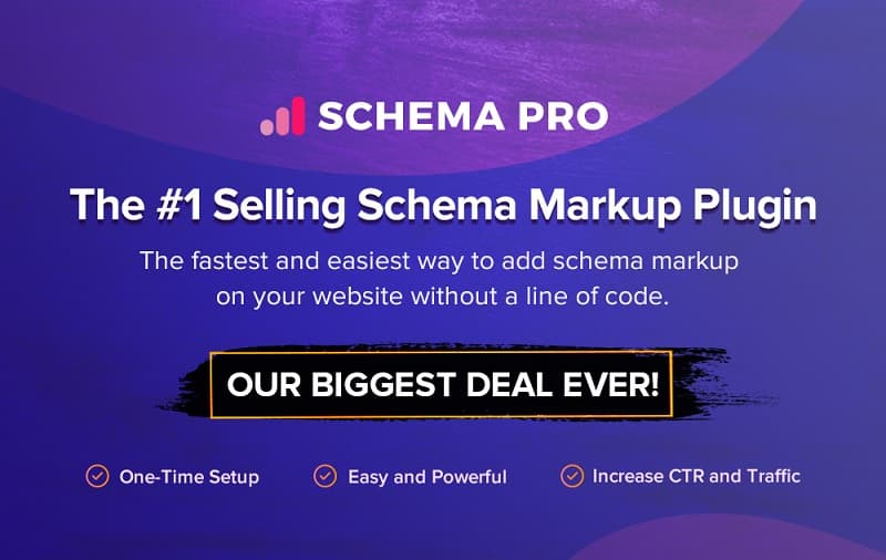 schema pro black fridy and cyber monday deal 2020