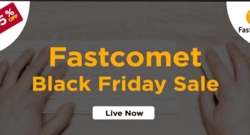 fastcommet black friday