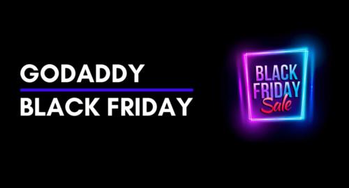 godaddy black friday 2021 sale